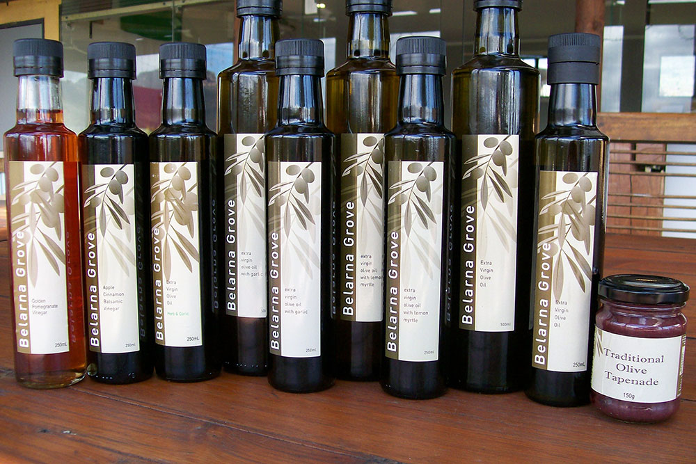 Belarna Grove, Hunter Valley Olive Oil