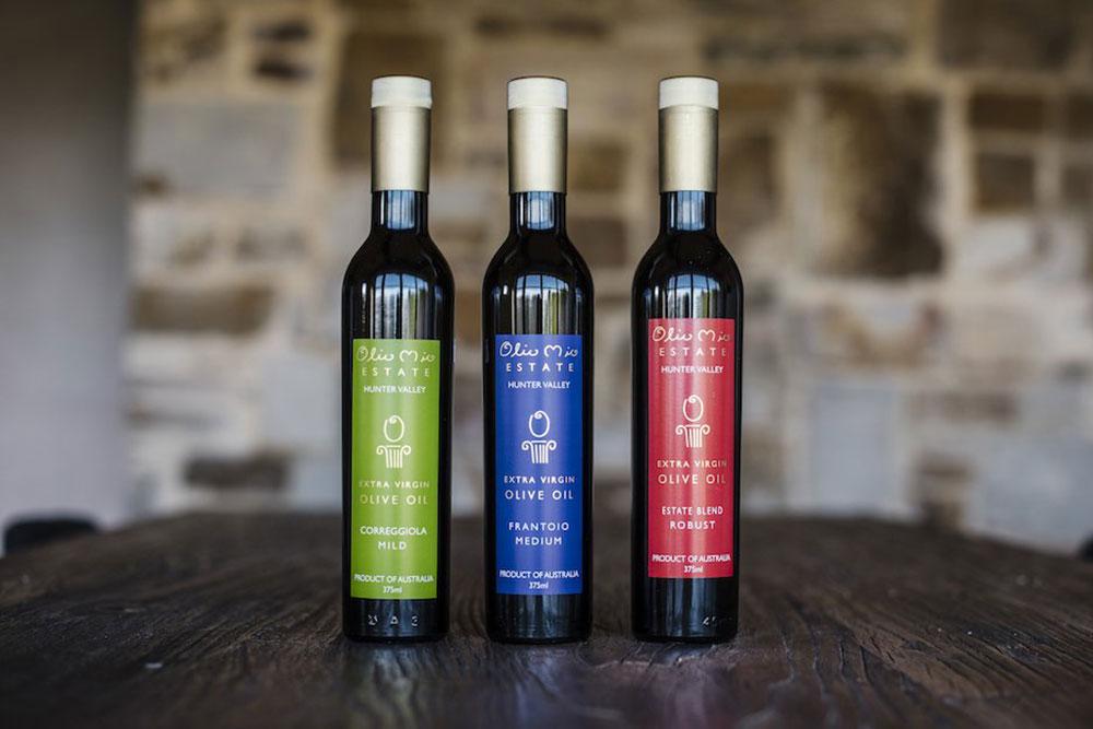 Olio Mio Hunter Valley Olive Oil